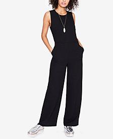 RACHEL Rachel Roy Tie-Back Jumpsuit, Created for Macy's