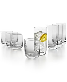 Hotel Collection Tumbler Glasses, Set of 8, Created for Macy's