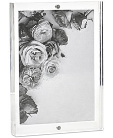 "Martha Stewart Collection Acrylic 5"" x 7"" Frame, Created for Macy's"