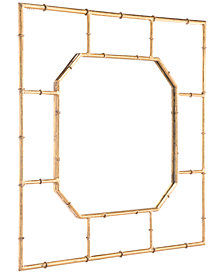 Zuo Bamboo Square Mirror
