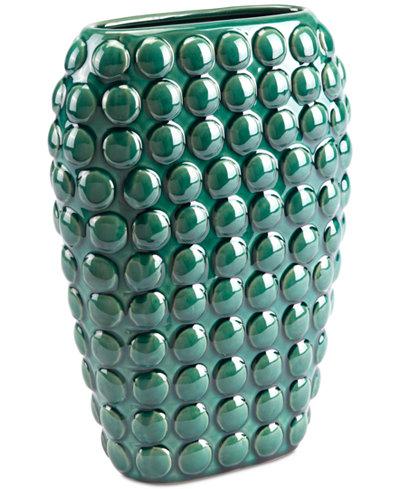 Zuo Dots Small Vase Bowls Vases Macys