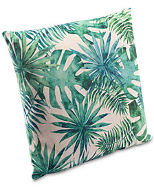 Zuo Tropical Green Pillow