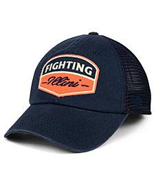 Top of the World Illinois Fighting Illini Society Adjustable Cap