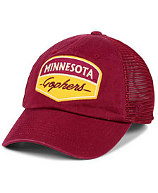 Top of the World Minnesota Golden Gophers Society Adjustable Cap