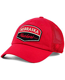Top of the World Nebraska Cornhuskers Society Adjustable Cap