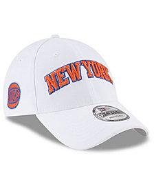 New Era New York Knicks Statement Jersey Hook 9FORTY Cap