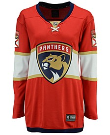 Women's Florida Panthers Breakaway Jersey