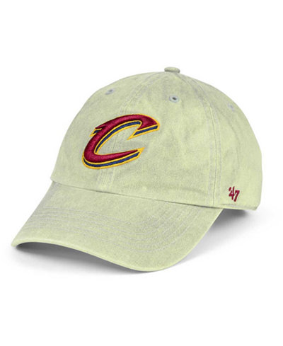 '47 Brand Cleveland Cavaliers Cement CLEAN UP Cap