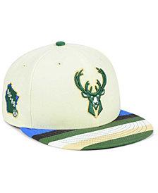 New Era Milwaukee Bucks City Series 9FIFTY Snapback Cap