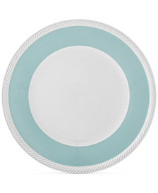 Michael Aram Twist  Seafoam Dinner Plate