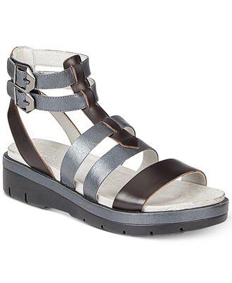 Jambu Piper Platform Sandals Women's Shoes