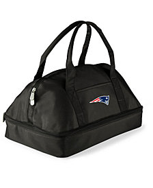 Picnic Time New England Patriots Potluck Carrier