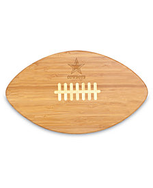 Picnic Time Dallas Cowboys Ball Shaped Cutting Board