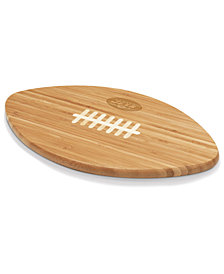 Picnic Time New York Jets Ball Shaped Cutting Board