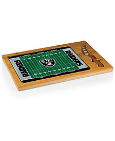 Picnic Time Oakland Raiders Icon Cutting Board