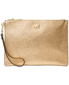 MICHAEL Michael Kors Medium Zip Wristlet