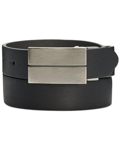 Alfani Men's Reversible Belt, Created for Macy's