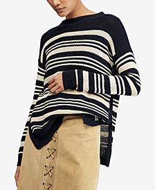 Polo Ralph Lauren Striped Linen Sweater