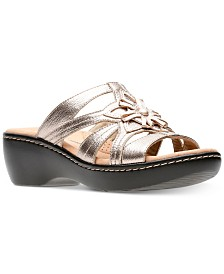 Clarks Collection Women's Delena Venna Sandals