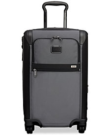 "Tumi Alpha 22"" International 4-Wheel Carry-On Suitcase"