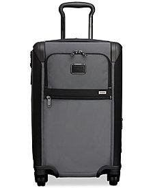 "Tumi Alpha 22"" International 4-Wheel Carry-On Suitcase"