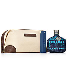 John Varvatos Men's 3-Pc. Artisan Blu Gift Set, A $119 Value
