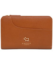 Radley London Pockets Medium Zip Around Leather Wallet