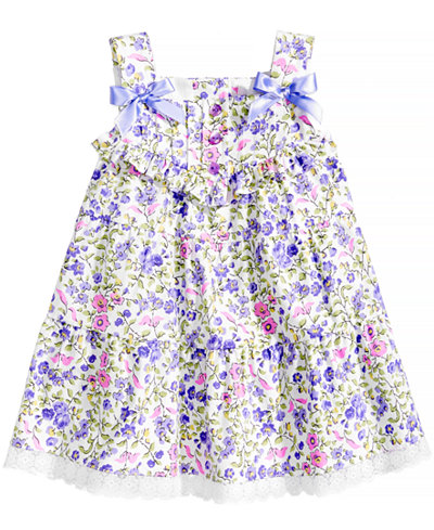 Bonnie Baby Floral-Print Dress, Baby Girls