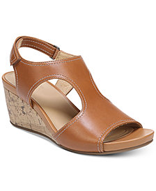 Naturalizer Cinda Wedge Sandals