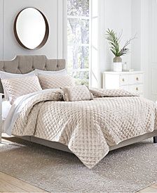 Croscill Carissa Velvet Full/Queen Quilt