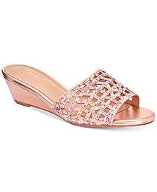 Thalia Sodi Ranee Wedge Sandals, Created for Macy's