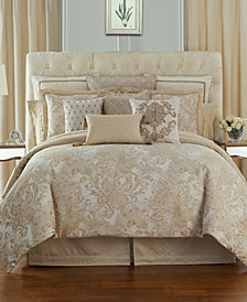 Waterford Reversible Annalise 4-Pc. California King Comforter Set