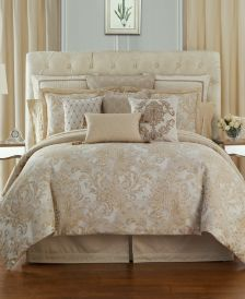 Reversible Annalise 4-Pc. Queen Comforter Set