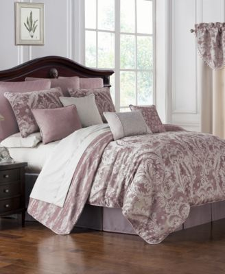 Reversible Victoria 4-Pc. King Comforter Set