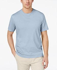 Tasso Elba Men's Supima® Blend Short-Sleeve T-Shirt, Created for Macy's