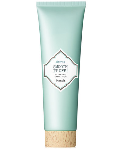 Benefit Cosmetics Smooth It Off! Cleansing Exfoliator