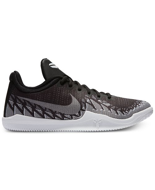 Nike Big Boys  Mamba Rage Basketball Sneakers from Finish Line ... e125c050473