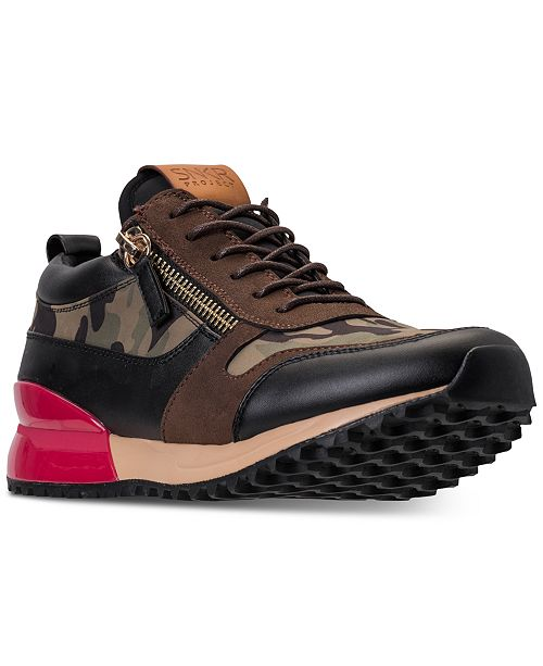 100% authentic 3717a 24879 ... SNKR Project Men s Rodeo Casual Sneakers from Finish ...