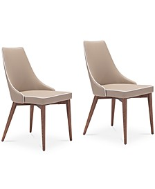 Moor Dining Chair, Set of 2