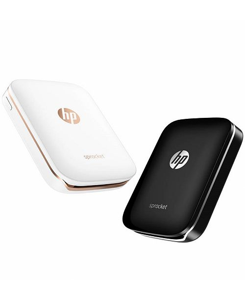 Hp Sprocket Bluetooth Pocket Printer Smart Home Home Macys
