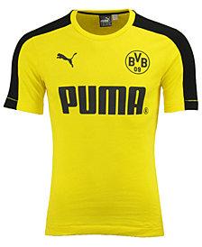 Puma Men's Borussia Dortmund Club Team Jersey Hook T-Shirt