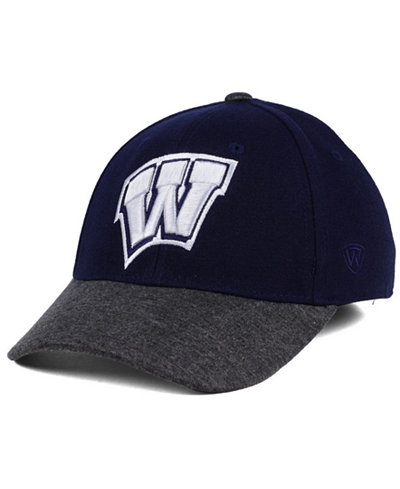 Top of the World Wisconsin Badgers Post Stretch Cap