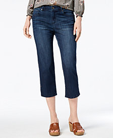 Style & Co Capri Jeans, Created for Macy's