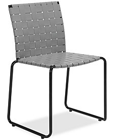 Kennan Outdoor Dining Chair (Set Of 4), Quick Ship
