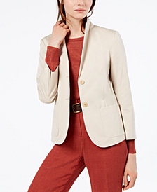 Weekend Max Mara Livigno Two-Button Blazer