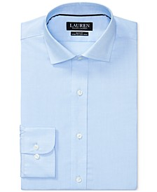 Men's Slim-Fit Stretch Dress Shirt