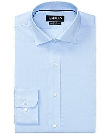 Lauren Ralph Lauren Men's Slim-Fit Stretch Dress Shirt