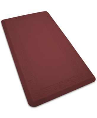 """CLOSEOUT! 20"""" x 48"""" Gel-Infused Anti-Fatigue Kitchen Mat"""