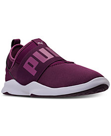 Puma Women's Dare Slip-On Casual Sneakers from Finish Line