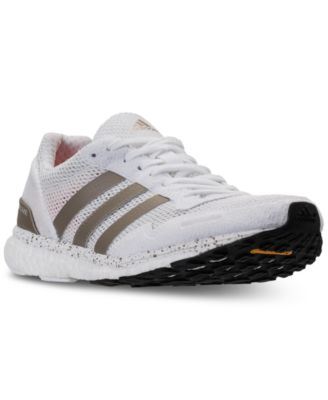 Image 1 of adidas Women\u0027s Adizero Adios 3 Running Sneakers from Finish Line